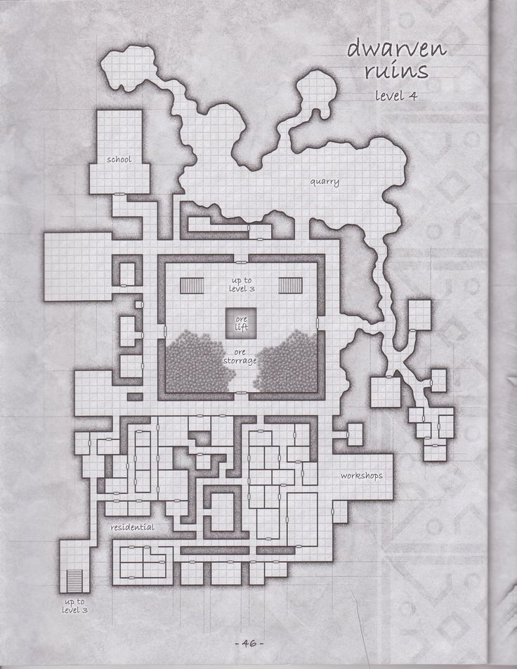 Its a dungeon 1 of 3 | rpg maps | Pinterest | Minecraft