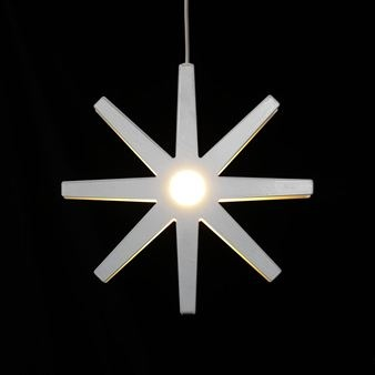 Fling white lamp - Bsweden