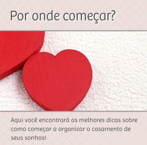 Vai casar? O Portal e Blog Casando com Amor reúne dicas, informações e…