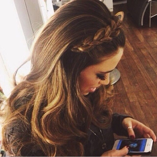 Cute and easy and fast hairdos for quick mornings
