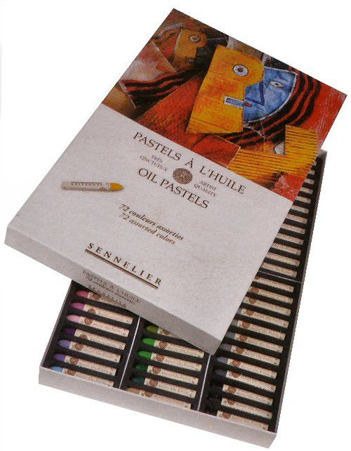 Sennelier Oil Pastel Sets and Singles