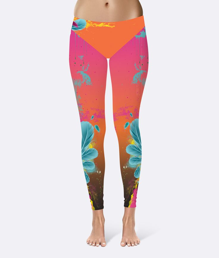 Boracay Sunset S/S 2015 - fitness tights coming soon from gonoly - Sport is our fashion. Fashion is our sport. Romance sport - http://www.gonoly.com