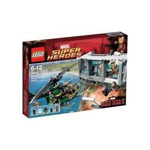 LEGO Super Heroes Iron Man[TM]: Malibu Mansion Attack. Hey if you are an Iron Man fan, you need this !
