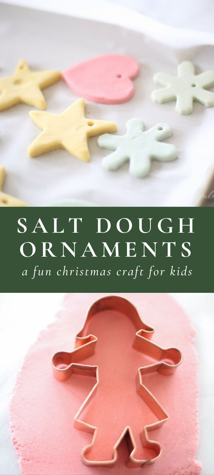 How To Make Color Salt Dough Ornaments Dough Ornaments Salt Dough Ornaments Salt Dough Crafts