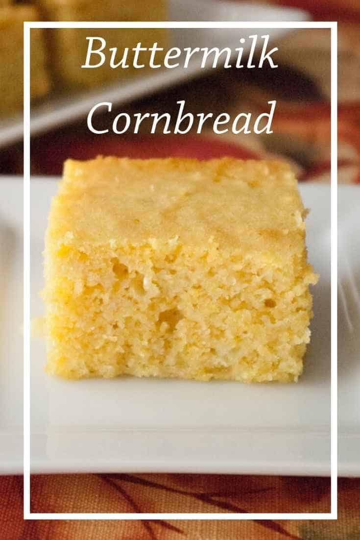 Buttermilk Cornbread Billcarol Ott Buttermilk Cornbread My Buttermilk Cornbread Recipe Is Not Only Quick And Ea In 2020 Cornbread Desserts Filipino Desserts