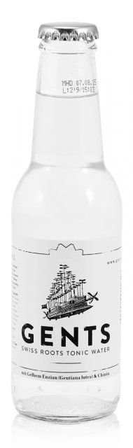 Gents Swiss Roots Tonic Water PD