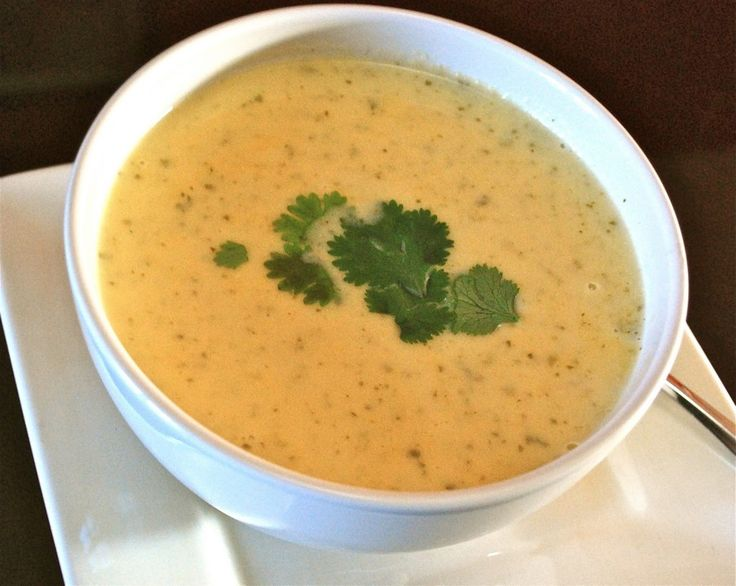 Supa de branza cu legume