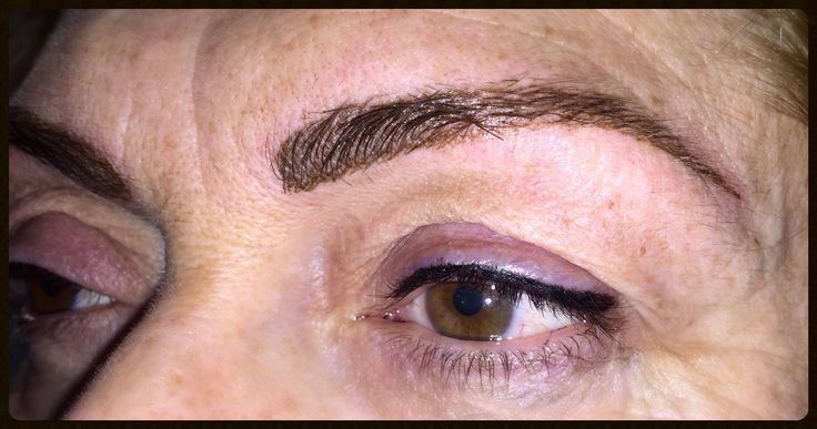 Permanent make-up: sopracciglia e eye-liner