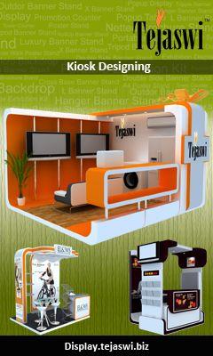 Kiosk Design and Fabrication