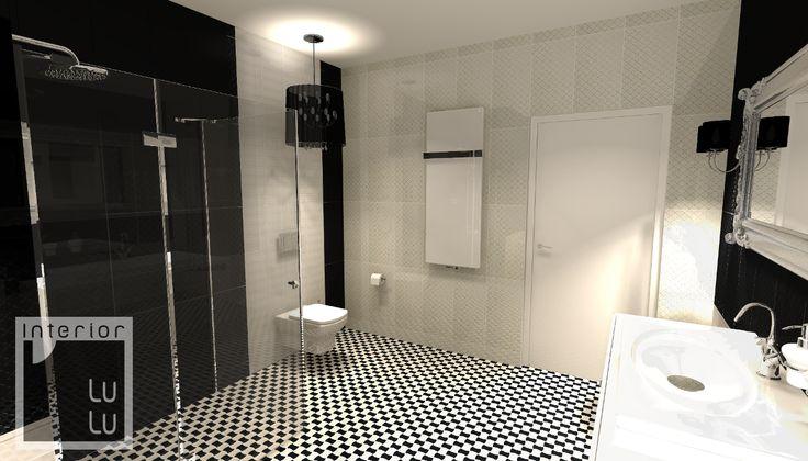 Łazienka w stylu pałacowym