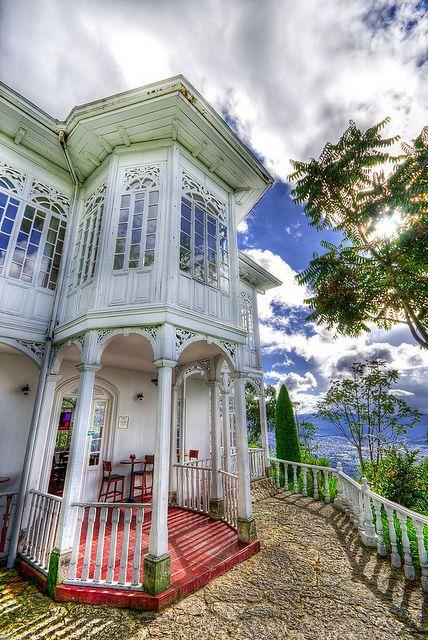 Monserrate- Bogota, Colombia?