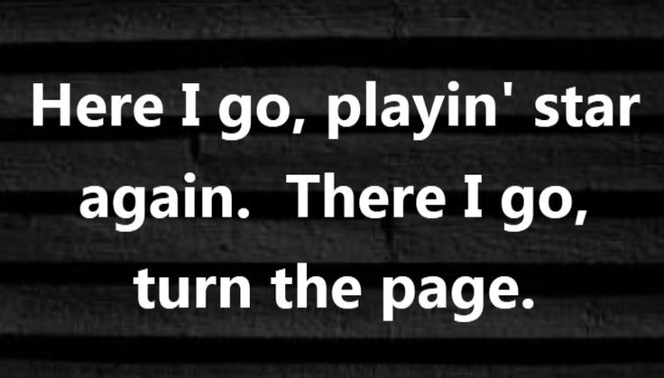 Bob Segar - Turn The Page - song lyrics, song quotes, songs, music lyrics, music quotes,