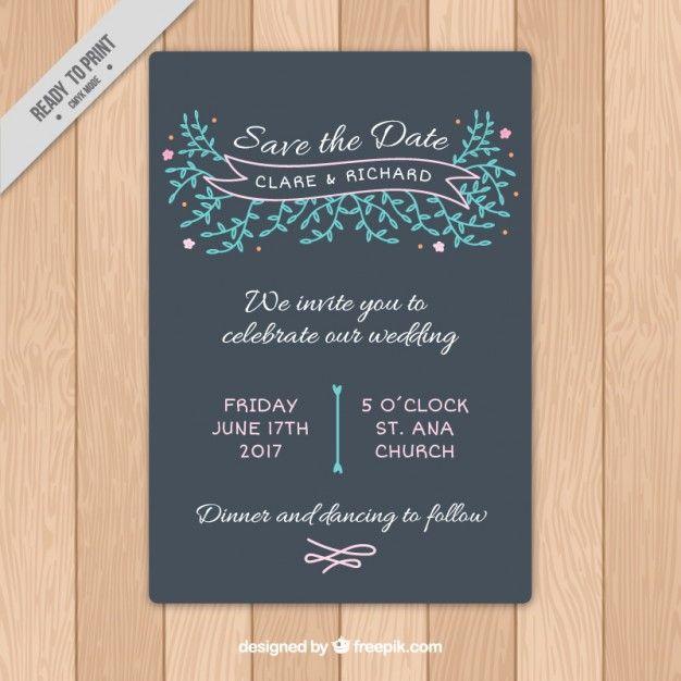 76 best identidade visual images on Pinterest Wedding ideas - best of luxury invitation vector