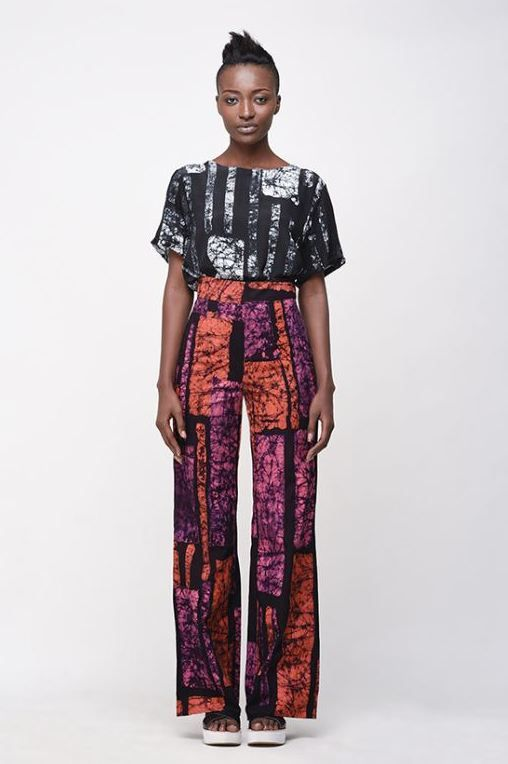 Osei-Duro: Batik & Kente for Spring 2015