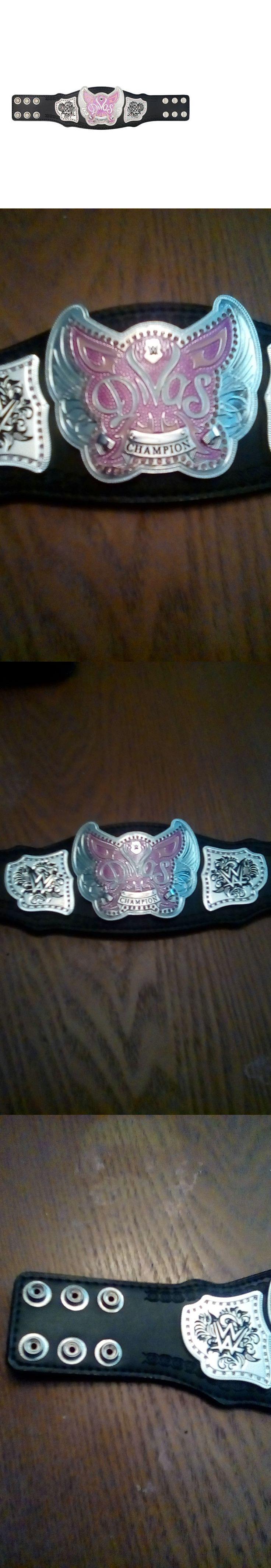 Wrestling 2902: Wwe Divas Mini Replica Championship Belt New W Bag Sasha Banks Nikki Bella Nxt -> BUY IT NOW ONLY: $36.75 on eBay!