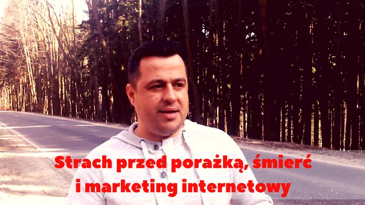 Co mają wspólnego strach przed porażką, śmierć i marketing internetowy?  Na pierwszy rzut oka niewiele ale po obejrzeniu tego video możesz zmienić zdanie:   http://blog.swiatlyebiznes.pl/strach-przed-porazka-smierc-i-marketing-internetowy/