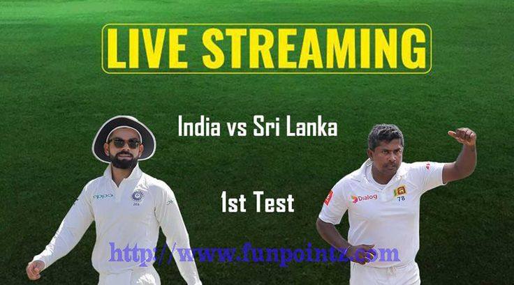 India vs Sri Lanka first check Day one Live Cricket Streaming. Democratic Socialist Republic of land vs Bharat resume their competition in cit....