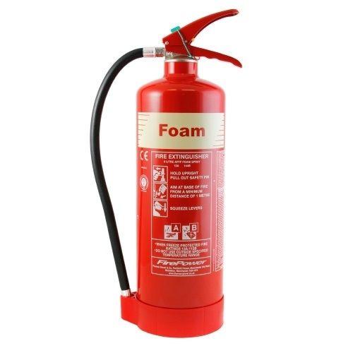 Foam Extinguisher 2.5 Litre
