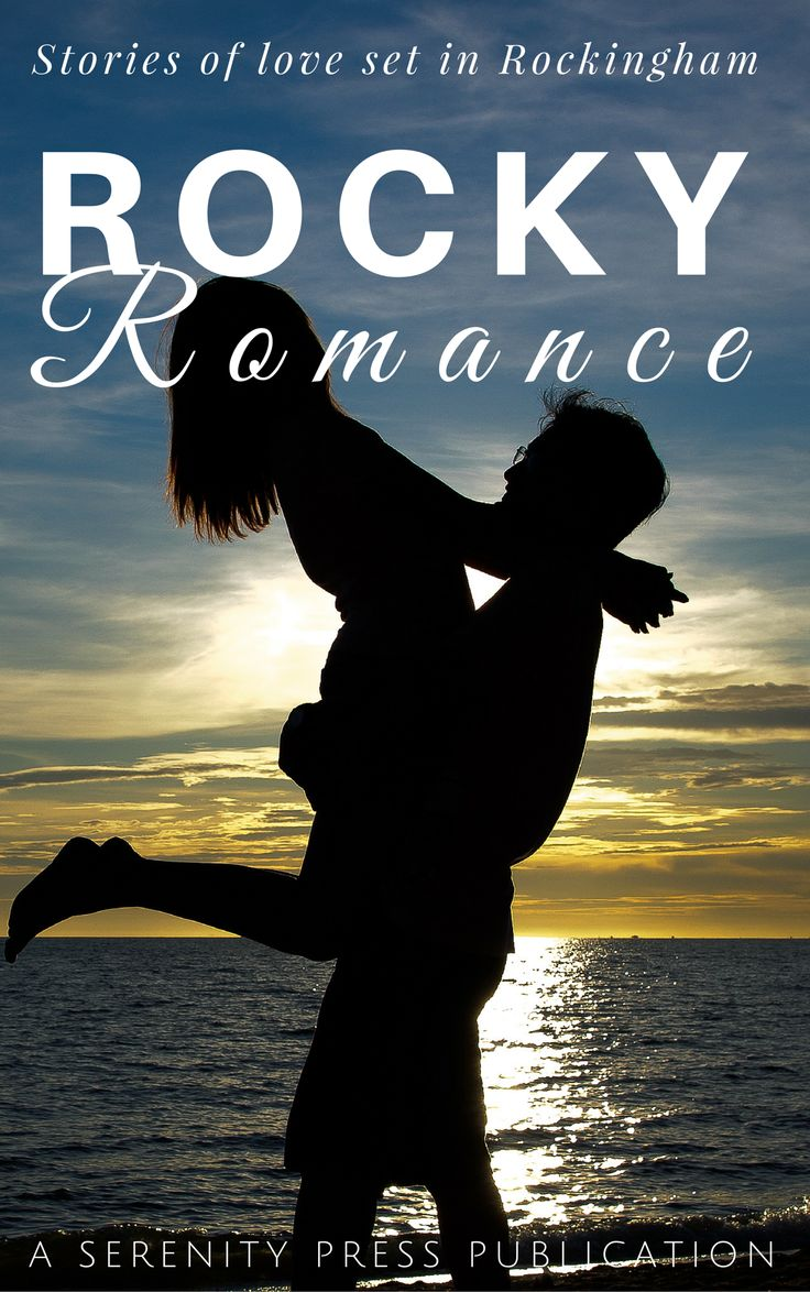 Buy from Amazon and serenitypress.org  Rocky Romance is a collection of short romance stories written by West Australian authors: Monique Hall, Monique Mulligan, Teena Raffa, Mike Murphy, Louisa Loder and Karen Weaver. Each is based on a loving connection and set in or around the beautiful coastal area of Rockingham, Western Australia.