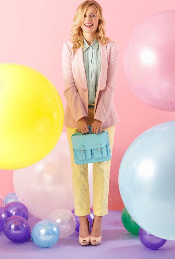 fashion, womens fashion, pastel, candy colours