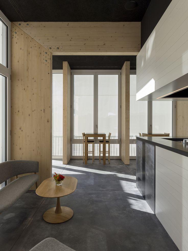 Gallery of ETH Hönggerberg / Tuñón & Ruckstuhl Architects - 5