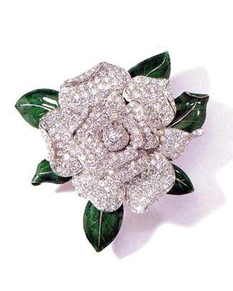 Oscar Heyman rose ring