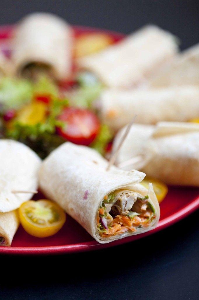 Kebab de lapin en bouchée