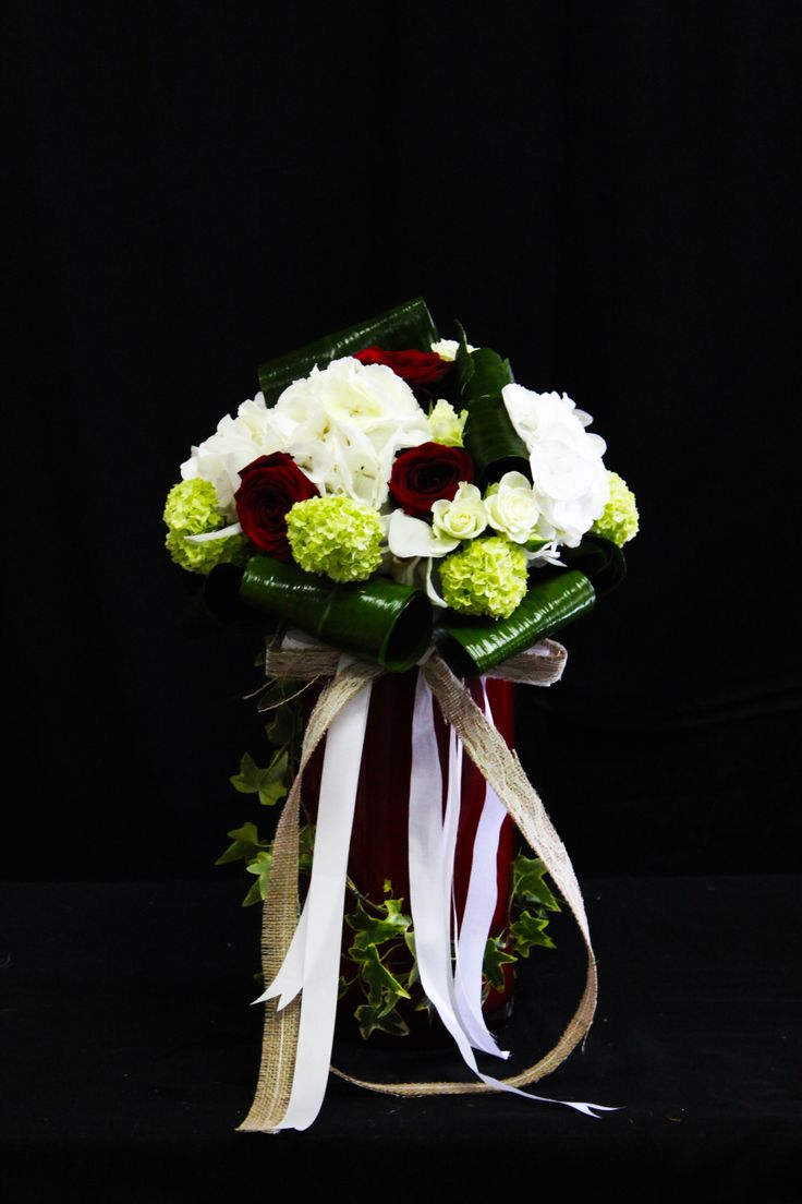 Vase by M.Florist Pierros V.