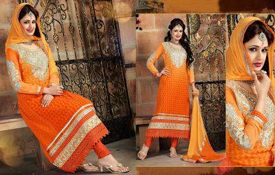 Salwar Kameez Images: Latest Indian Salwar Kameez Designs
