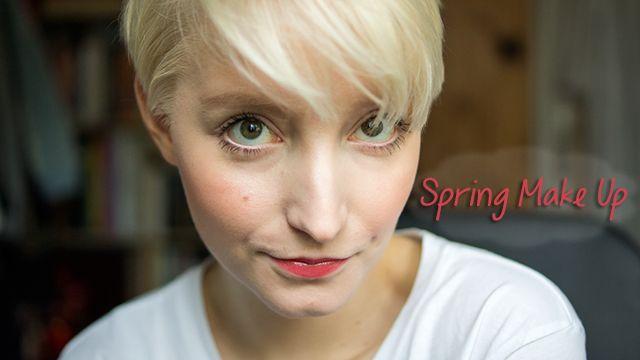 Spring make-up http://thecarolinasbook.net/spring-make-up/