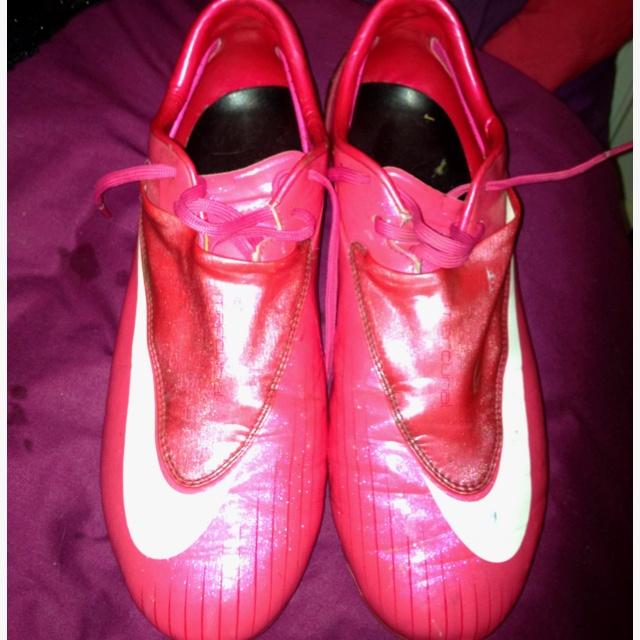 purchase cheap a7db4 95d0b new zealand nike mercurial vapor iv pink berry football boots 9921d 571c8