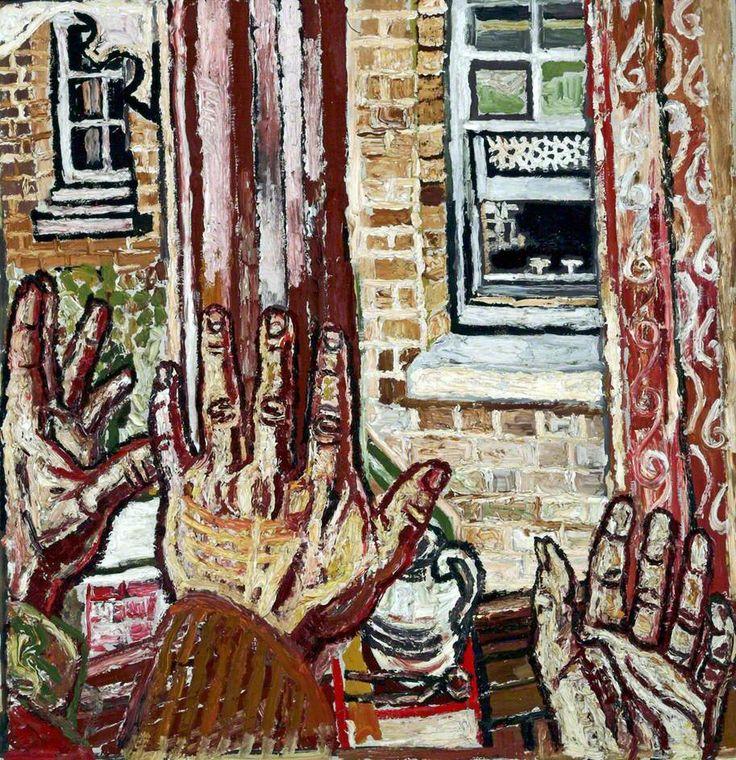 Kitchen Sink Realism Art: 87 Best Images About John Bratby On Pinterest