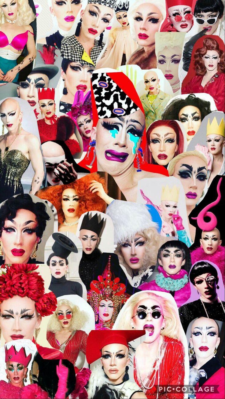 72 best rupaul drag race fan art images on pinterest - Drag race wallpaper ...