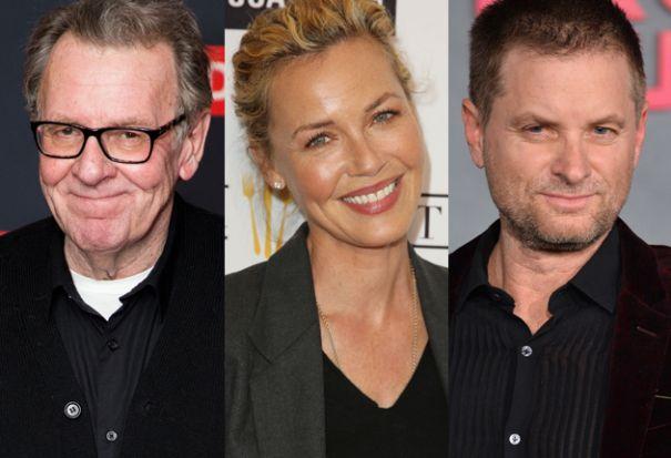 Tom Wilkinson, Connie Nielsen & Shea Whigham Board 'Catcher Was A Spy'