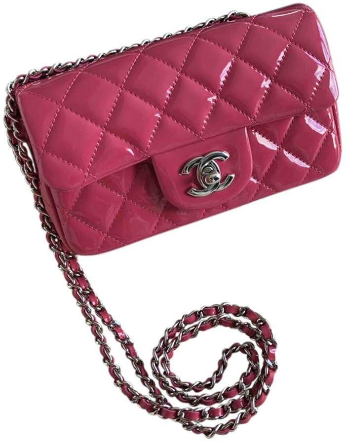 3d2876b2d7be Chanel Timeless leather crossbody bag