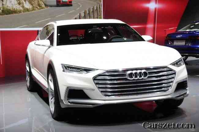 Successor 2018 2019 Audi A6 Allroad Quattro Made Its Debut New