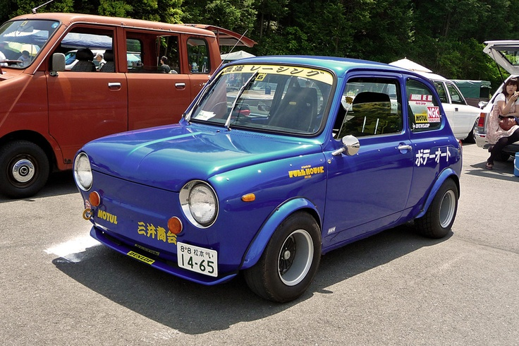 Subaru r2. Never heard of it but I love old small cars