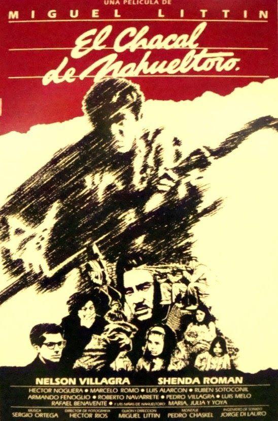 """El Acorazado Cinéfilo - Le Cuirassé Cinéphile: """"El Chacal de Nahueltoro"""" (1969)  M. Littín. Luis ..."""