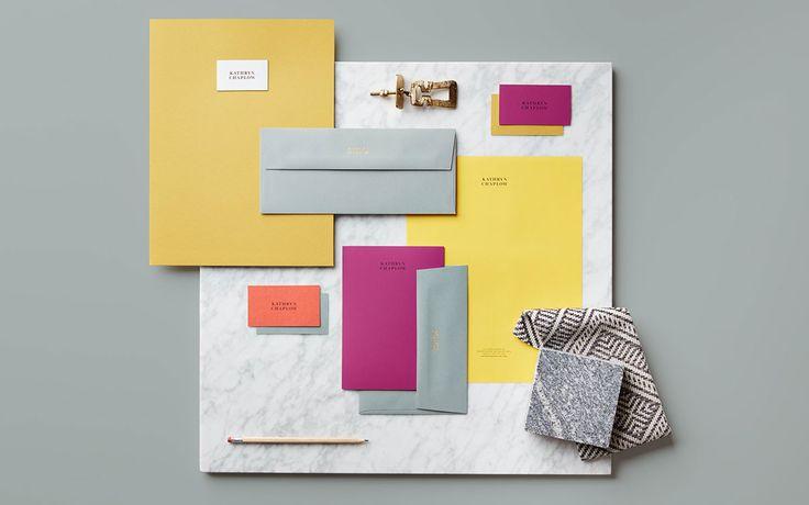 Kathryn Chaplow Branding on Behance