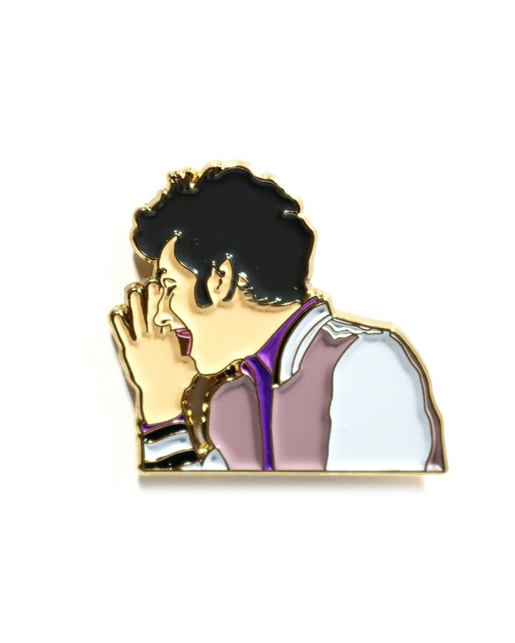 Image of 'JEAN RALPHIO' LAPEL PIN