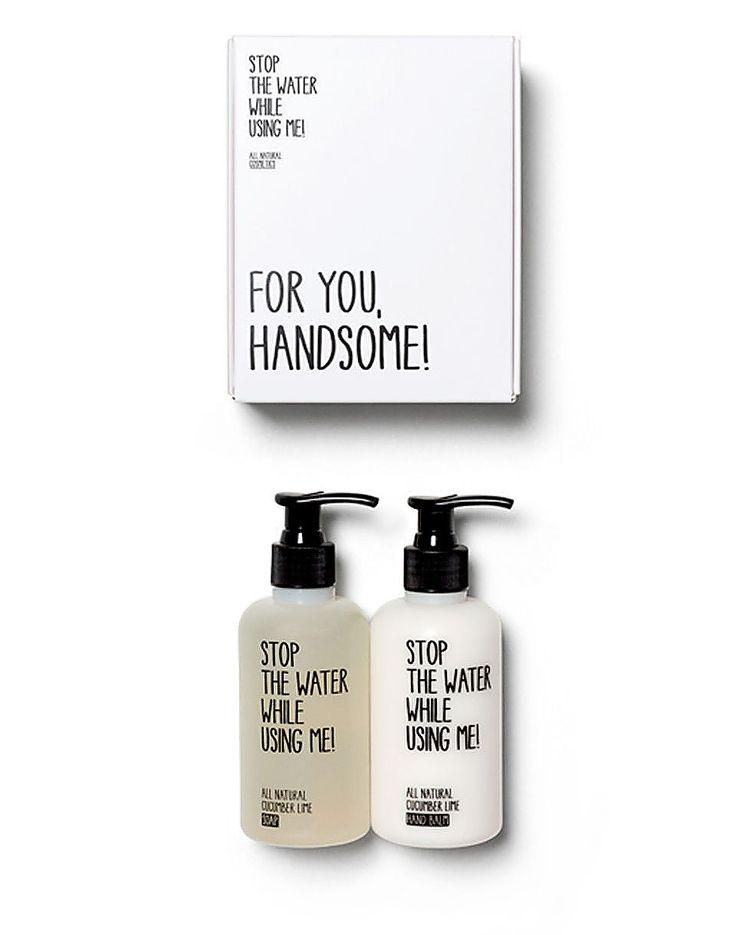 Kosmetika - STOP THE WATER WHILE USING ME - Hand-Kit
