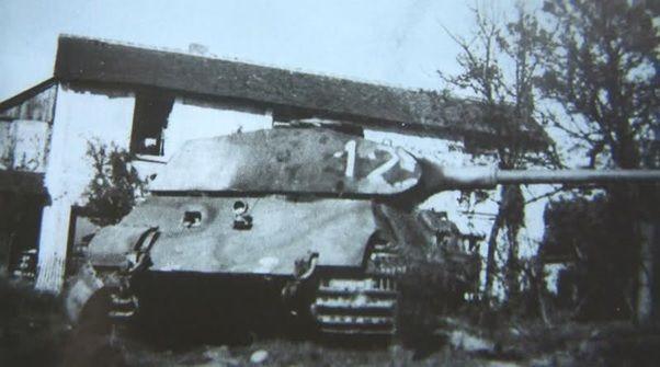The Swedish Königstiger - Tank Encyclopedia