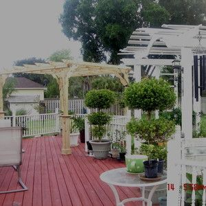 Check out this project on RYOBI Nation - Built in top of deck with cut outs for…