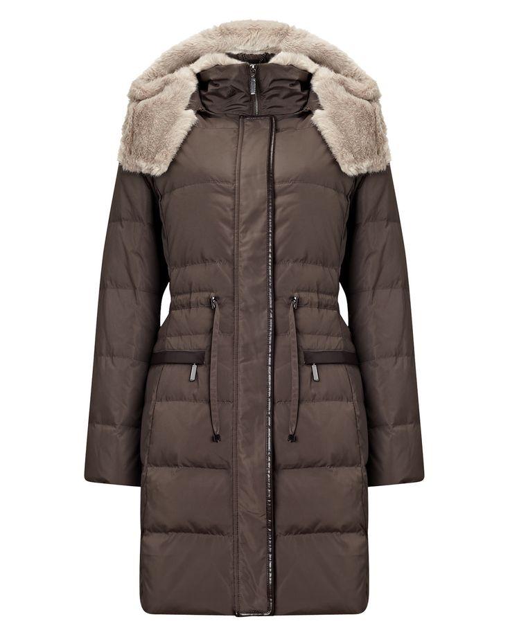 Peta Puffer Coat