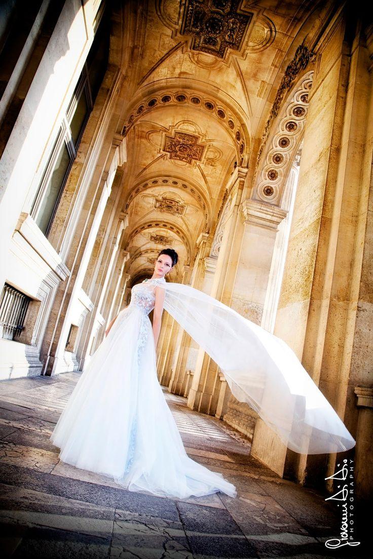 Lady Macbeth: New Annalisa Di Lazzaro haute couture collection. ...
