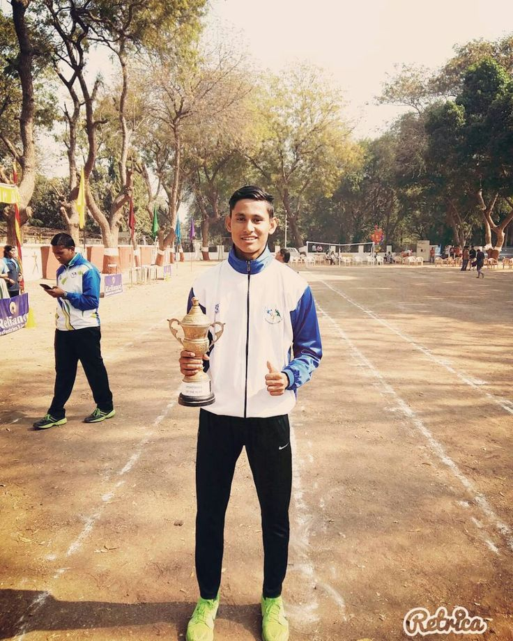 KJIT is proud to announce that Atul Singh (Mechanical - Sem 1) is ranked 2nd in 100 mt. race with a record breaking time of 11.30 sec at the district Level and congratulate him for being selected for State Level at the Khel Mahakumbh'17. Your dedicated efforts have made you a champion. Congratulations on achieving another milestone in sports. #khelmahakumb2017 #sports #collegesports #kjit #athletics