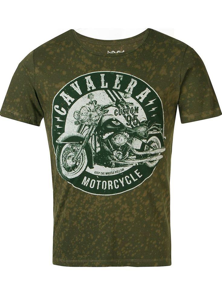 Cavalera Camiseta Com Estampa - Cavalera - Farfetch.com