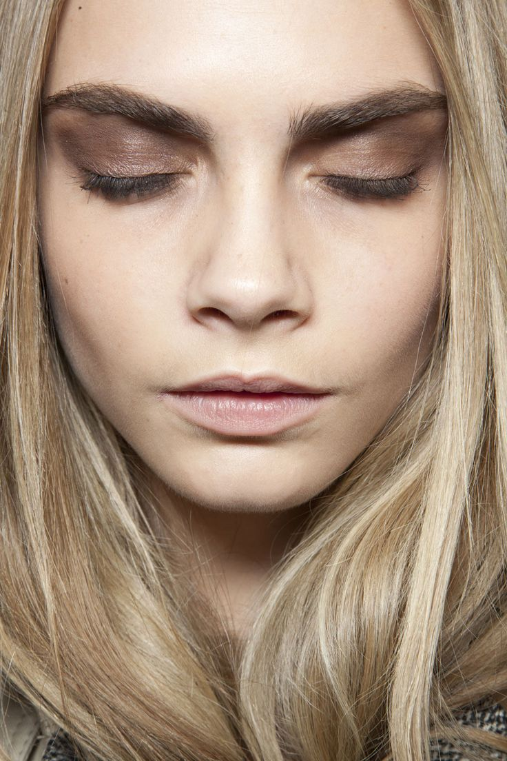 eyebrow perfection | cara delevingne