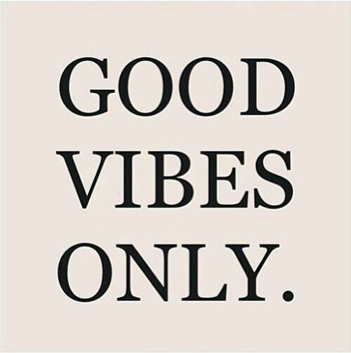 GOOD VIBES ONLY! #good #vibes #quotes #inspiration # ...