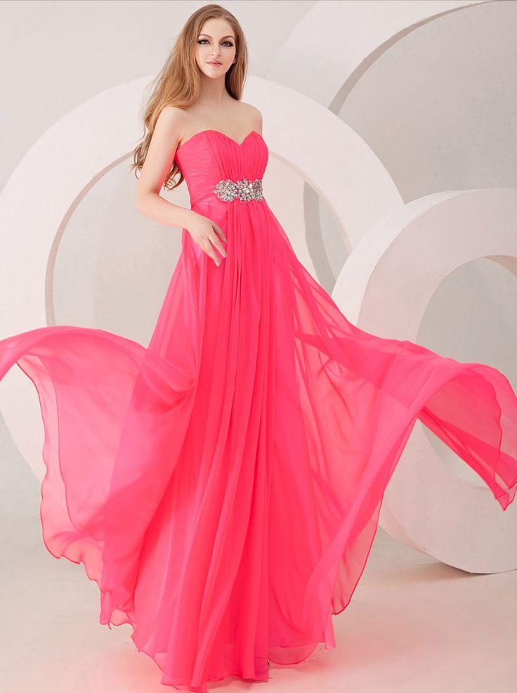 Mejores 16 imágenes de Dresses en Pinterest | Vestidos de noche ...